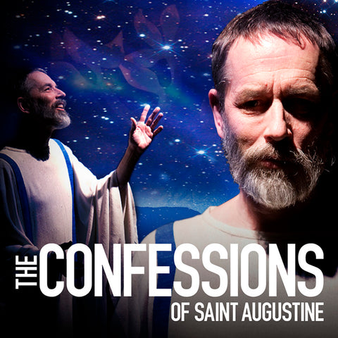 The Confessions of Saint Augustine - Drama Performance (AUDIO CD)