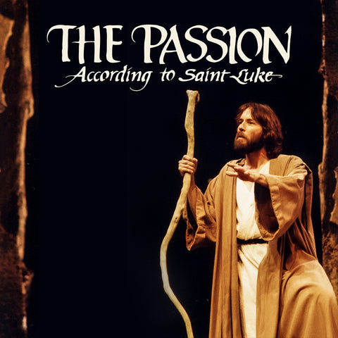 The Passion Drama Performance (MP3 Digital Download)