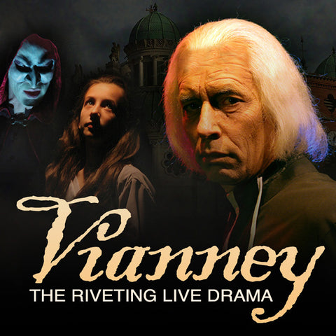 Vianney - Drama Performance (AUDIO CD)