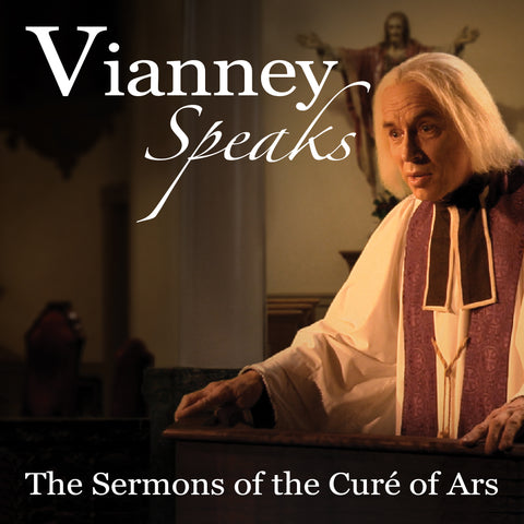 Vianney Speaks Audio Performance (MP3 Digital Download)
