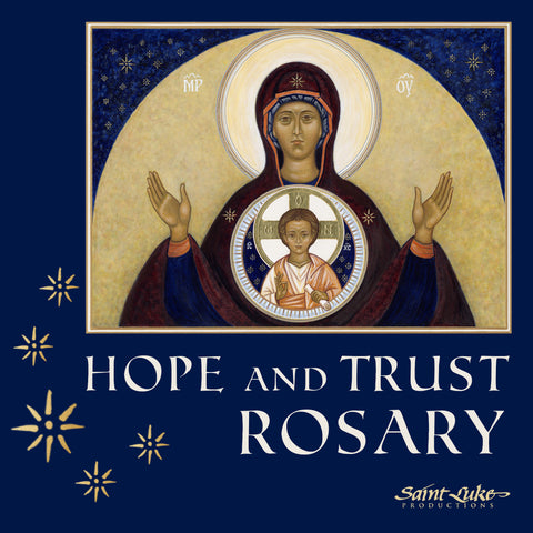 Hope and Trust Rosary (AUDIO CD)
