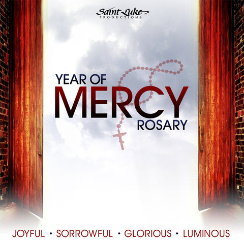 Year of Mercy Rosary Audio CD