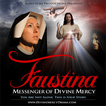 Faustina: Messenger of Divine Mercy Live Drama Performance (CD)