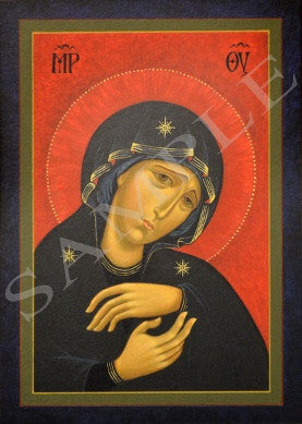 Sorrowful Mother (ICON)