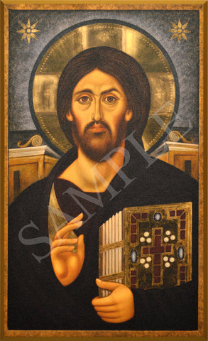 Sinai Christ Pantocrator (ICON)