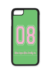 """08"" Cell Phone Case Design"