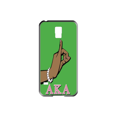 Pinkie Up Cell Phone Case Design