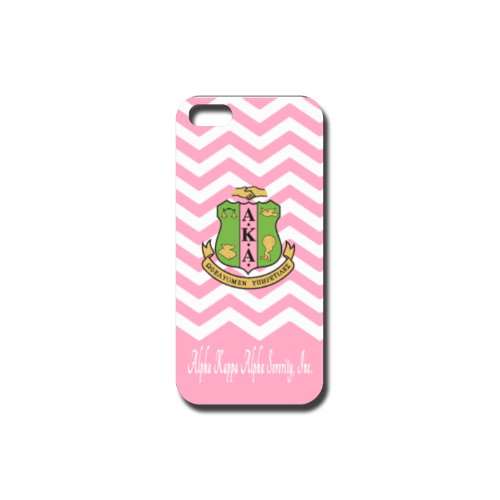 Pink Chevron Cell Phone Case Design