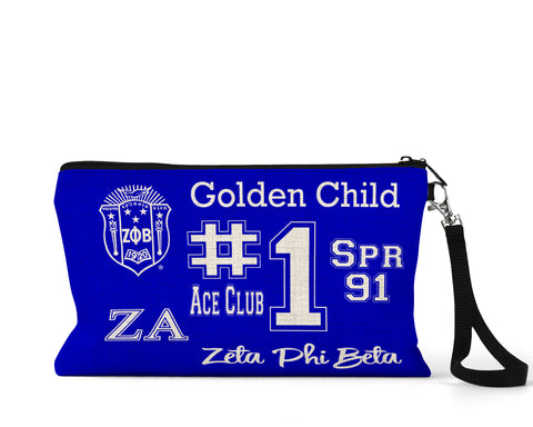 Zeta Clutch (Customized)