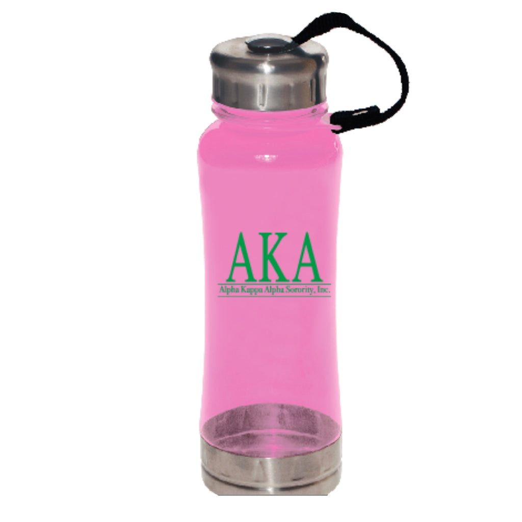 AKA Pink Water Bottle