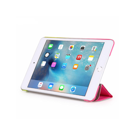 AKA iPad Pink and Green Smart Cover iPad Case