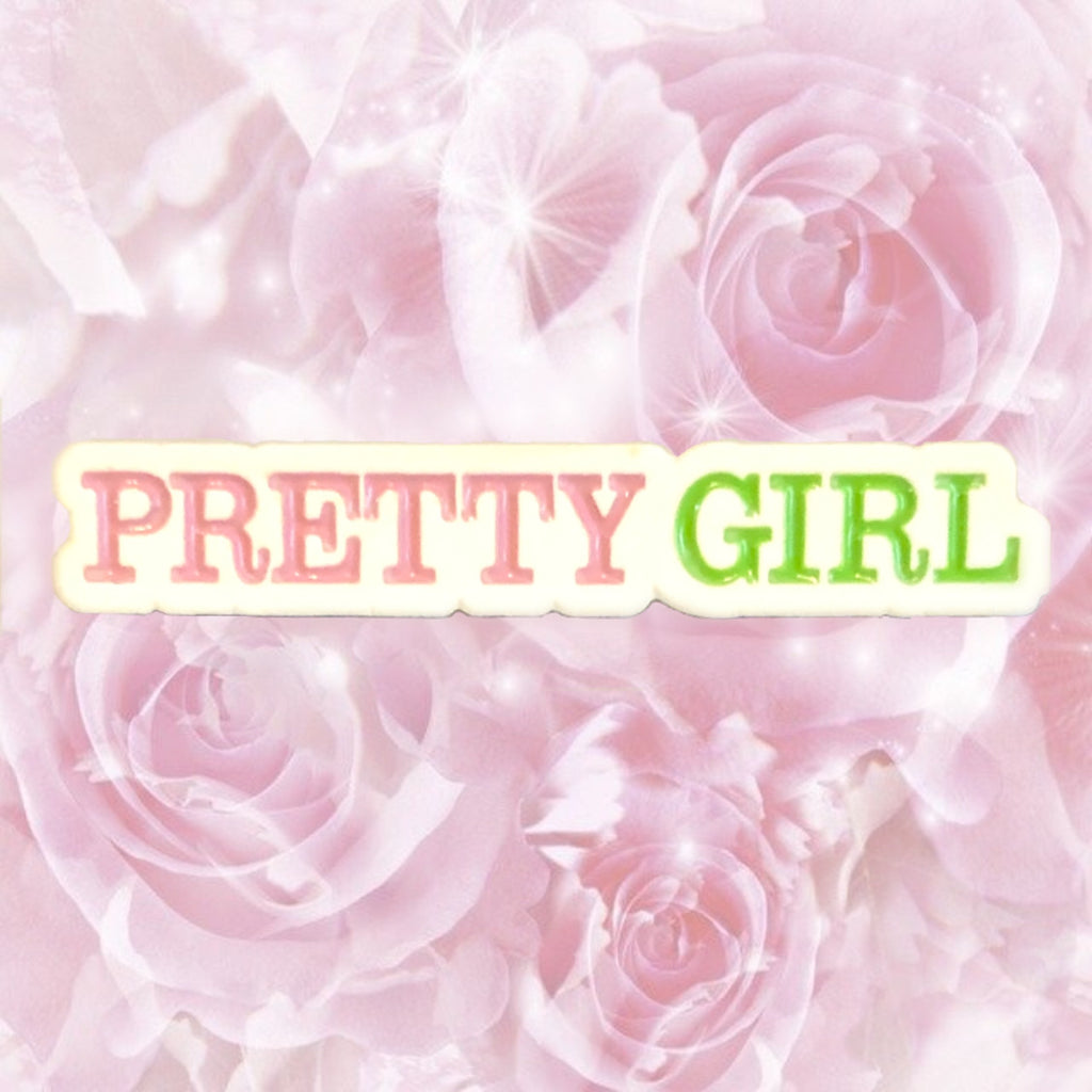 Pretty Girl Lapel Pin