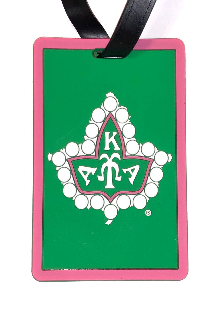 Ivy Badge Luggage Tag