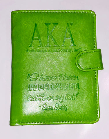AKA Passport Holder