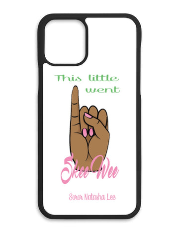 Skee Wee Cell Phone Case Design