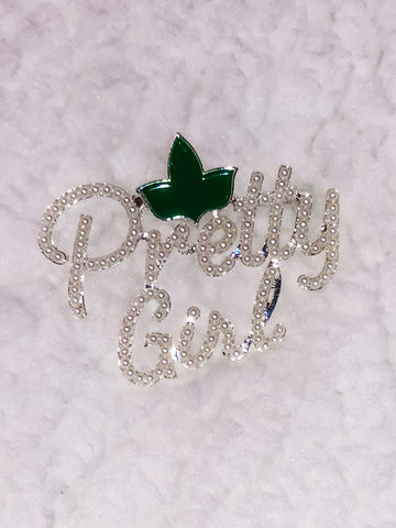 AKA Pretty Girl Pin