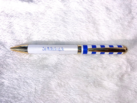 Zeta Striped Writing Pen