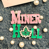 AKA Minor Hall Pin