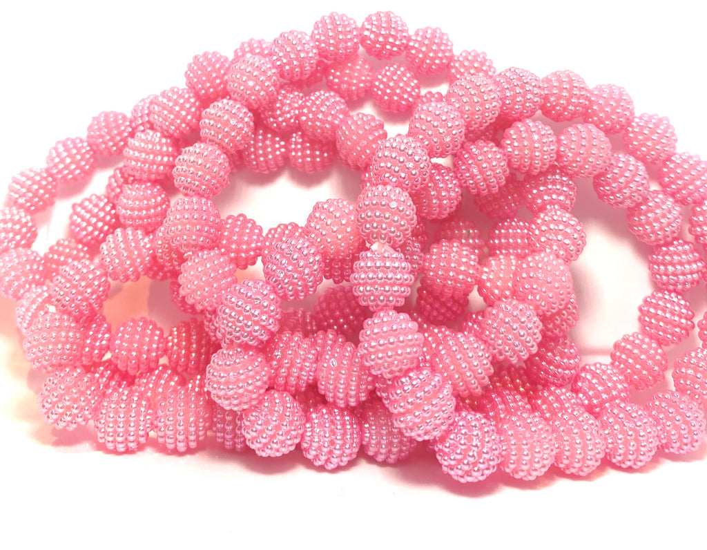 Mini Pearl beaded bracelet