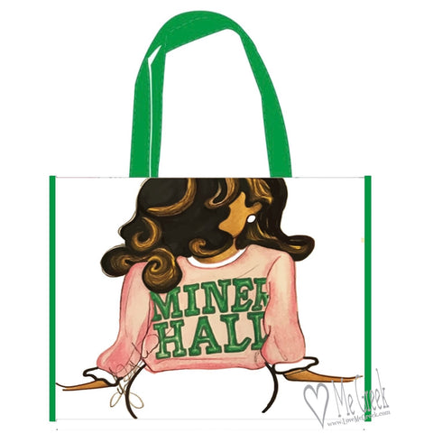 Miner Hall Reusable Bag