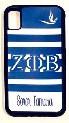 ZΦΒ Cell Phone Case Design