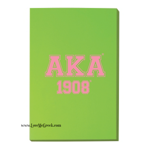 AKA Green Notebook