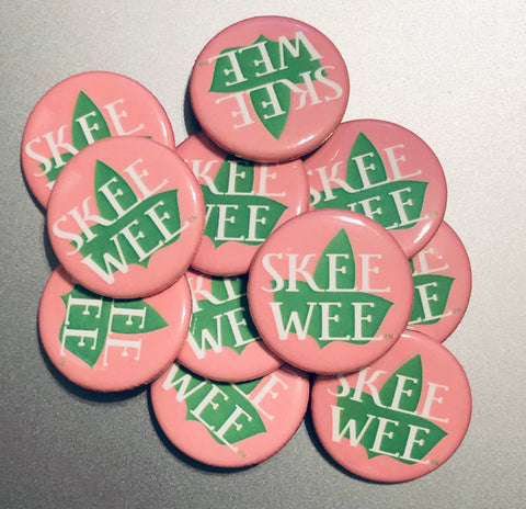 Skee Wee  Button
