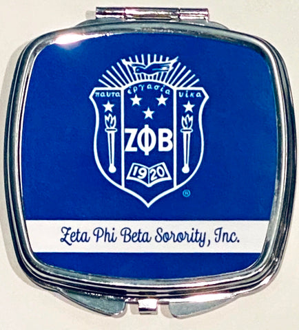 Zeta Shield Compact Mirror