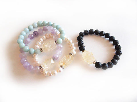 Joy Bracelet I : Grounding