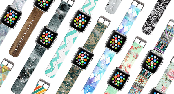 customized apple watch strap band at Ultra-case.com