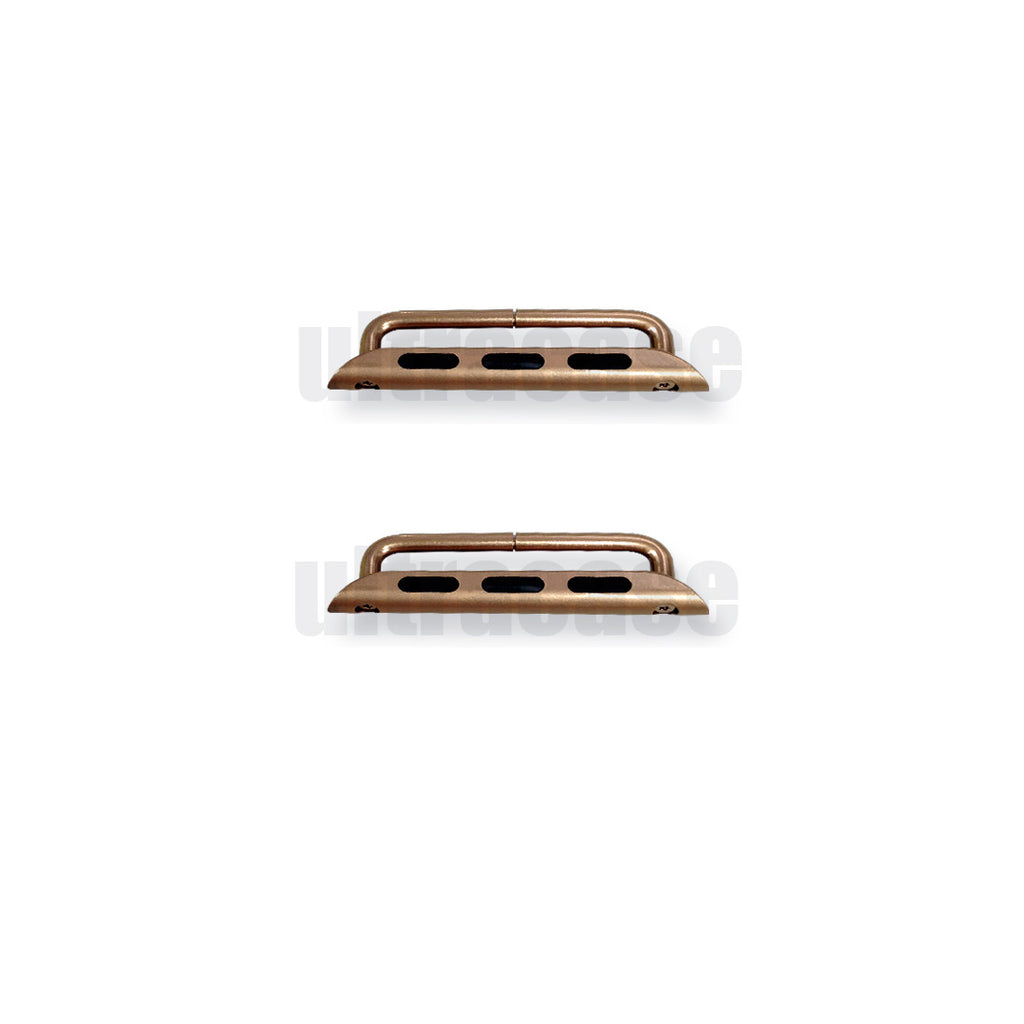 Apple Watch Band Adapter - Rose Gold 38 42mm www.ultra-case.com