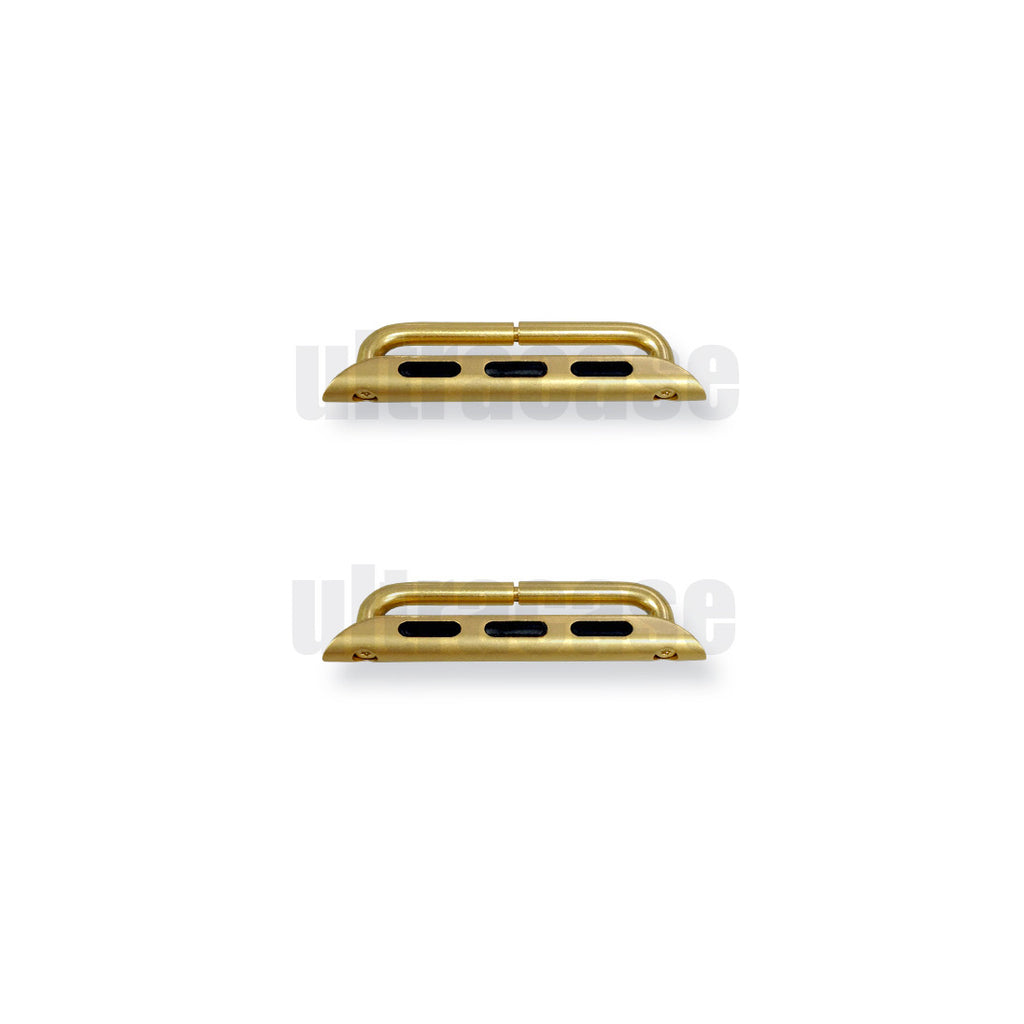 Apple Watch Band Adapter - Gold 38 42mm www.ultra-case.com