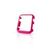 Hot Pink Slim Hard Snap On Case for Apple Watch / Apple Watch Sport ( 42mm / 38mm)