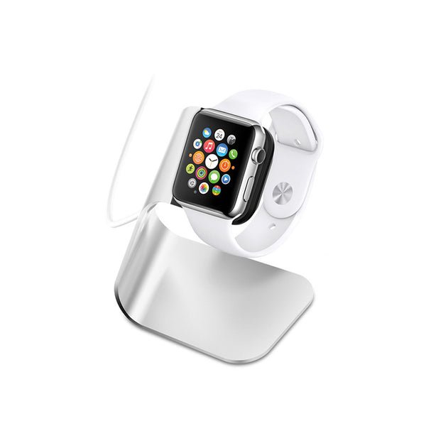 Silver Aluminium Stand for Apple Watch / Apple Watch Sport ( 42mm / 38mm)