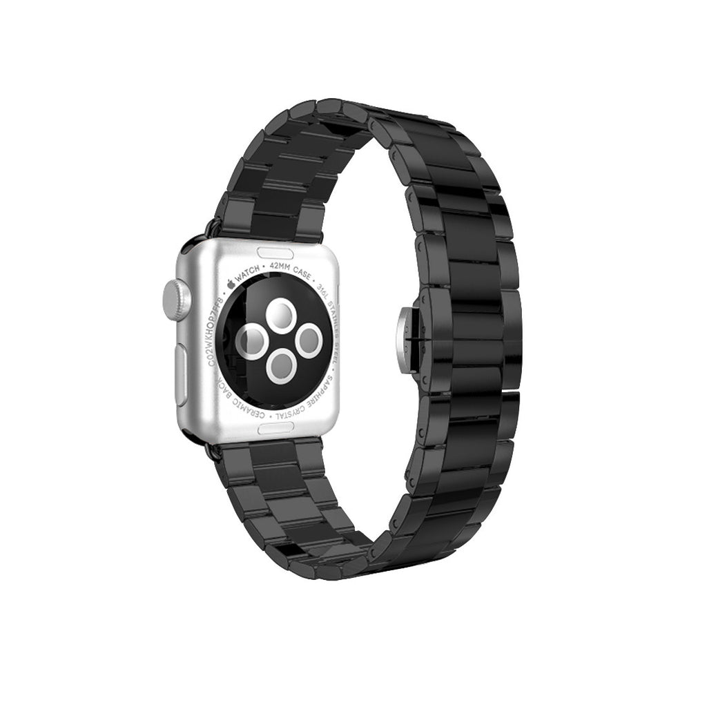 Space Grey Stainless Steel Strap Band Bracelet for Apple Watch / Apple Watch Sport / Apple Watch Edition at Ultra-case.com