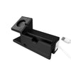 Aluminium Dock Station for iPhone and Apple Watch - Black