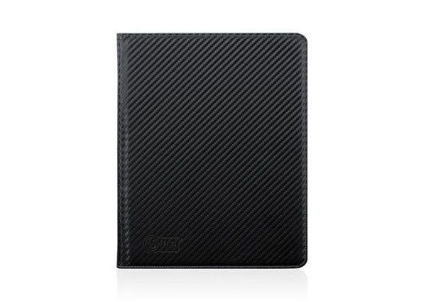 Hybrid Fabric Series for iPad Case - Black