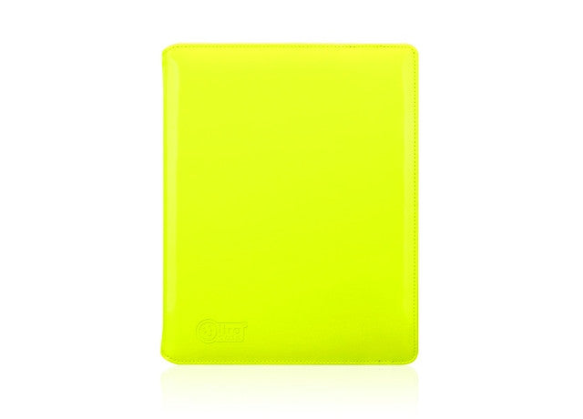 Luminous Series for iPad Case - Yellow