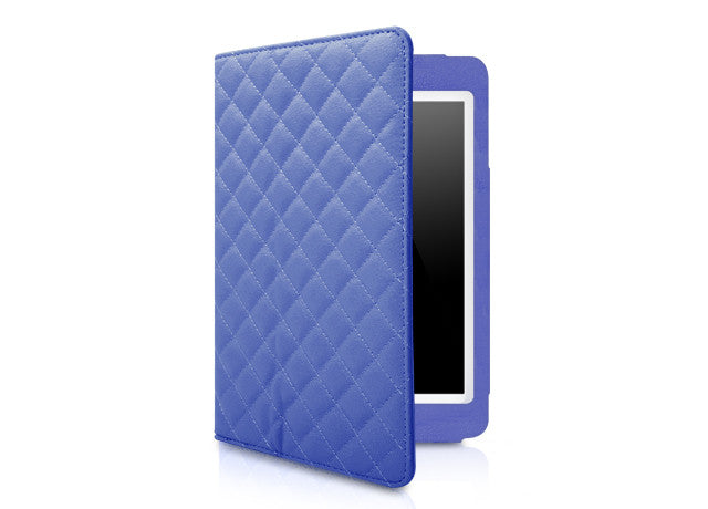 Mattress Series for iPad mini Case - Blue
