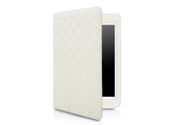 Mattress Series for iPad mini Case - White