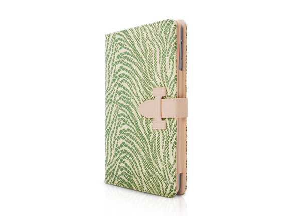 Serpent Series for iPad mini Case - Green