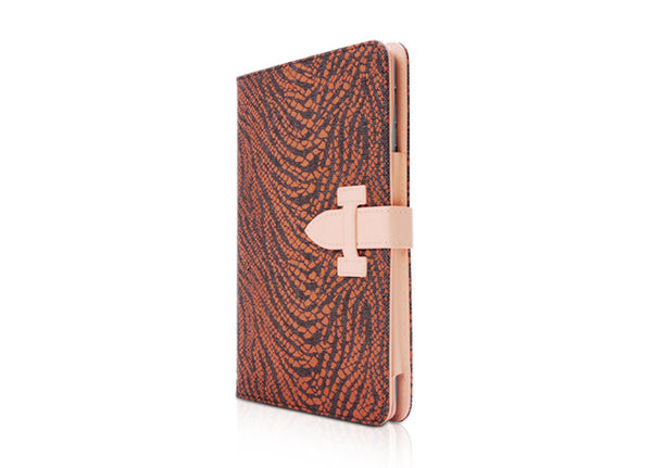 Serpent Series for iPad mini Case - Orange