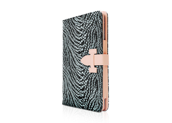 Serpent Series for iPad mini Case - White