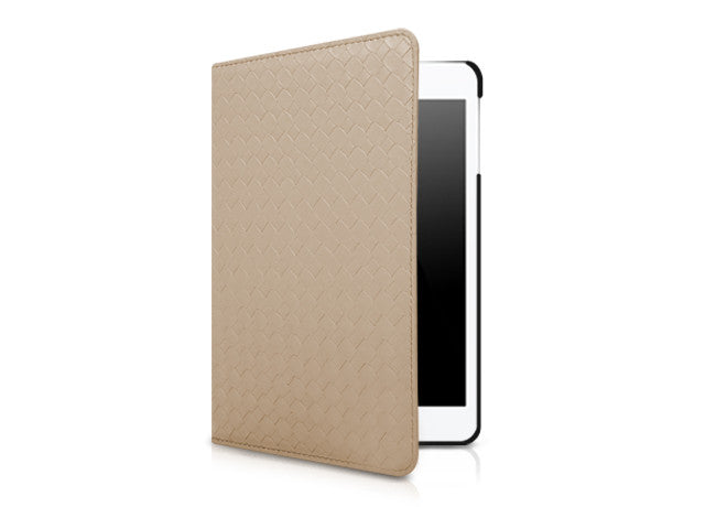 Woven Series for iPad mini Case - Beige
