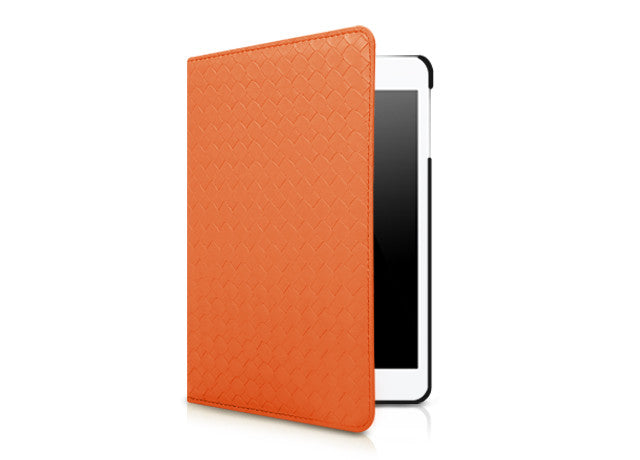 Woven Series for iPad mini Case - Orange