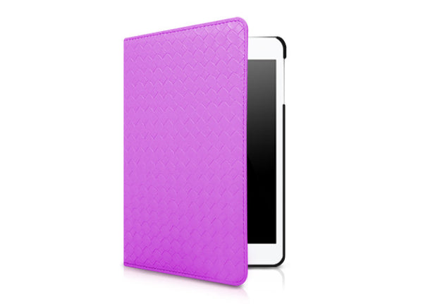 Woven Series for iPad mini Case - Purple