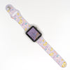 Authentic Disneyland Disney StellaLou Duffy and Friends Purple 42mm Apple Watch Band