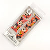 Authentic Disneyland Disney Minnie Mouse Orange 42mm Apple Watch Band