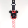 Authentic Disneyland Disney Minnie Mouse Red 42mm Apple Watch Case