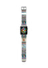 Custom Apple Watch Strap Colorful Tribal pattern  38mm / 40mm  , 42mm / 44mm
